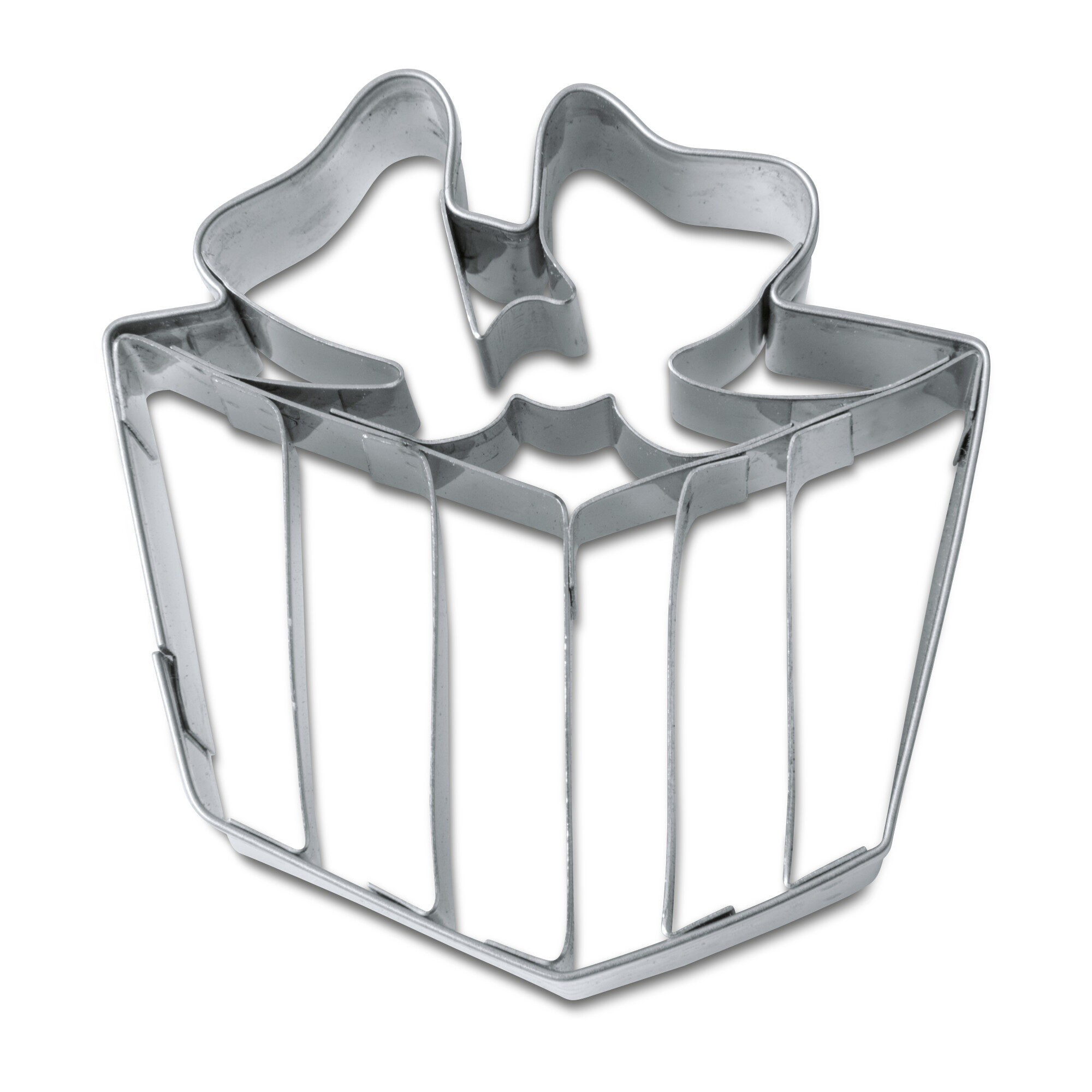 Cookie cutter with stamp - Present