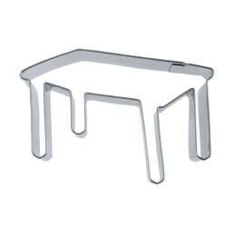 Ausstecher - Tisch