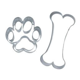 Ausstecher - Hundesnack - Set, 2-teilig