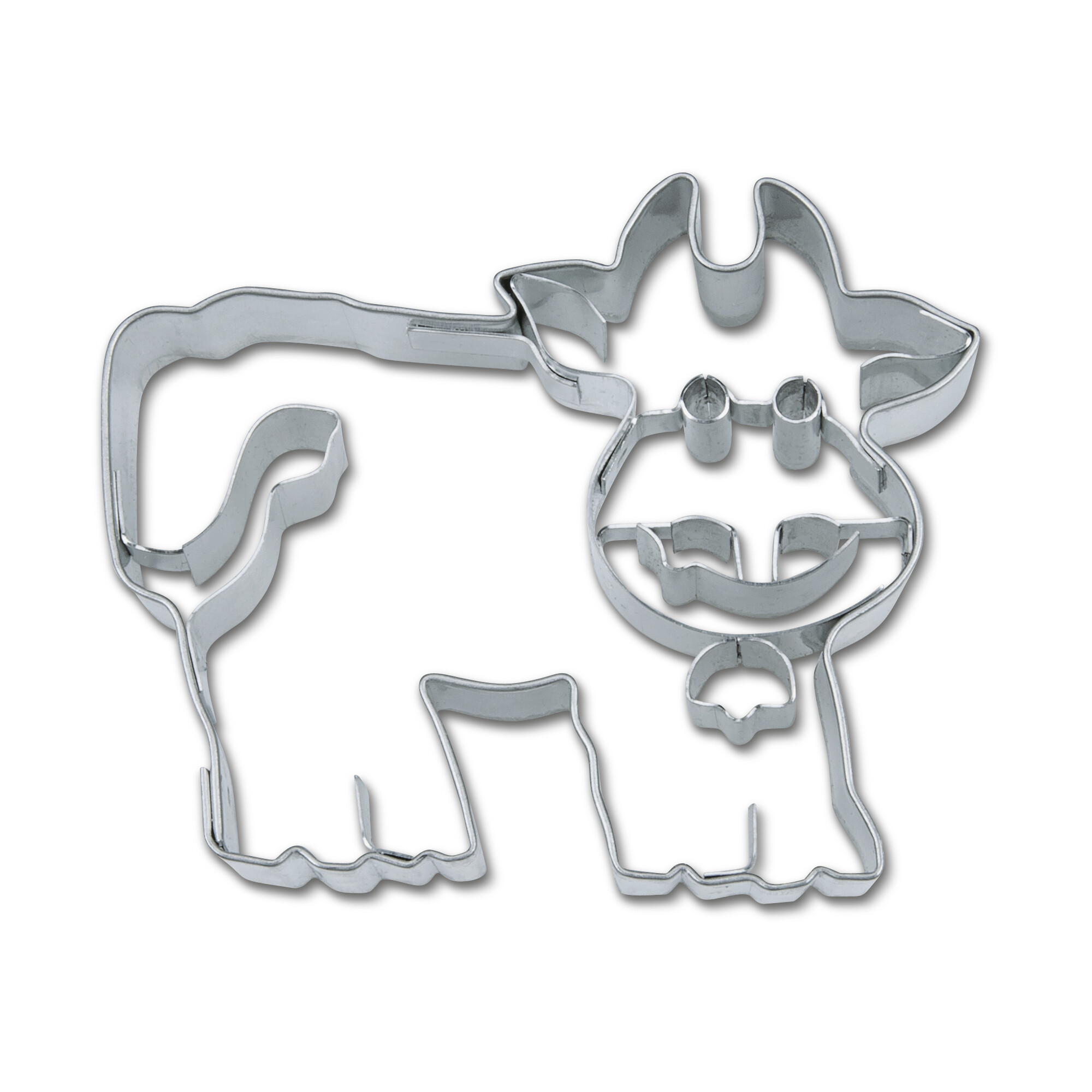 Cookie cutter with stamp - Cow