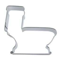 Ausstecher - Toilette