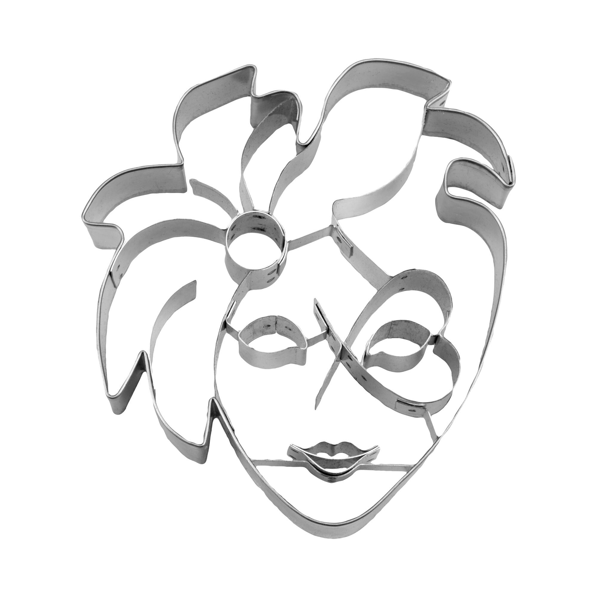 Präge-Ausstecher - Venezianische Maske