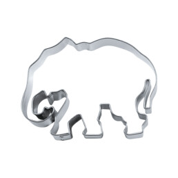Ausstecher - Elefant