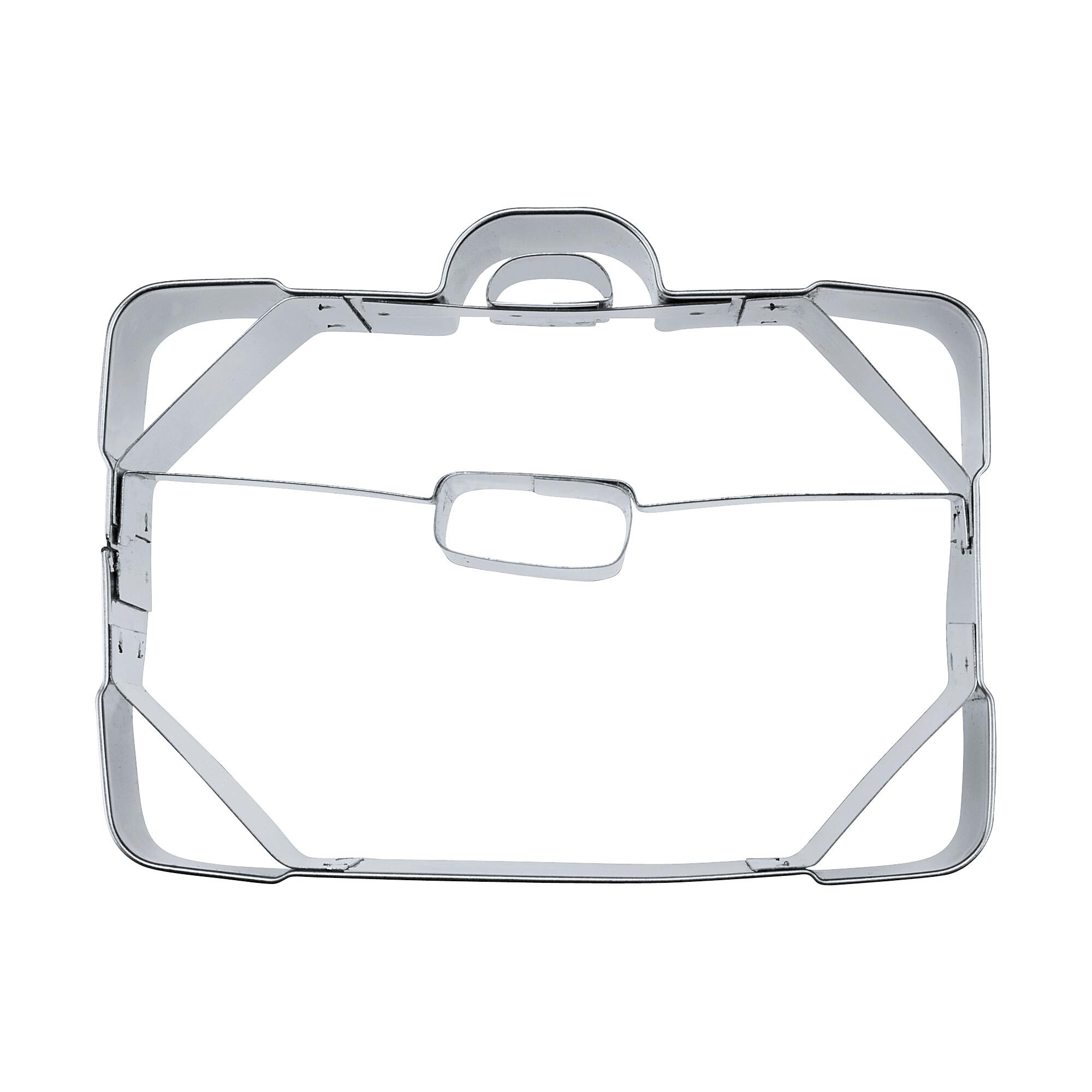 Präge-Ausstecher - Koffer
