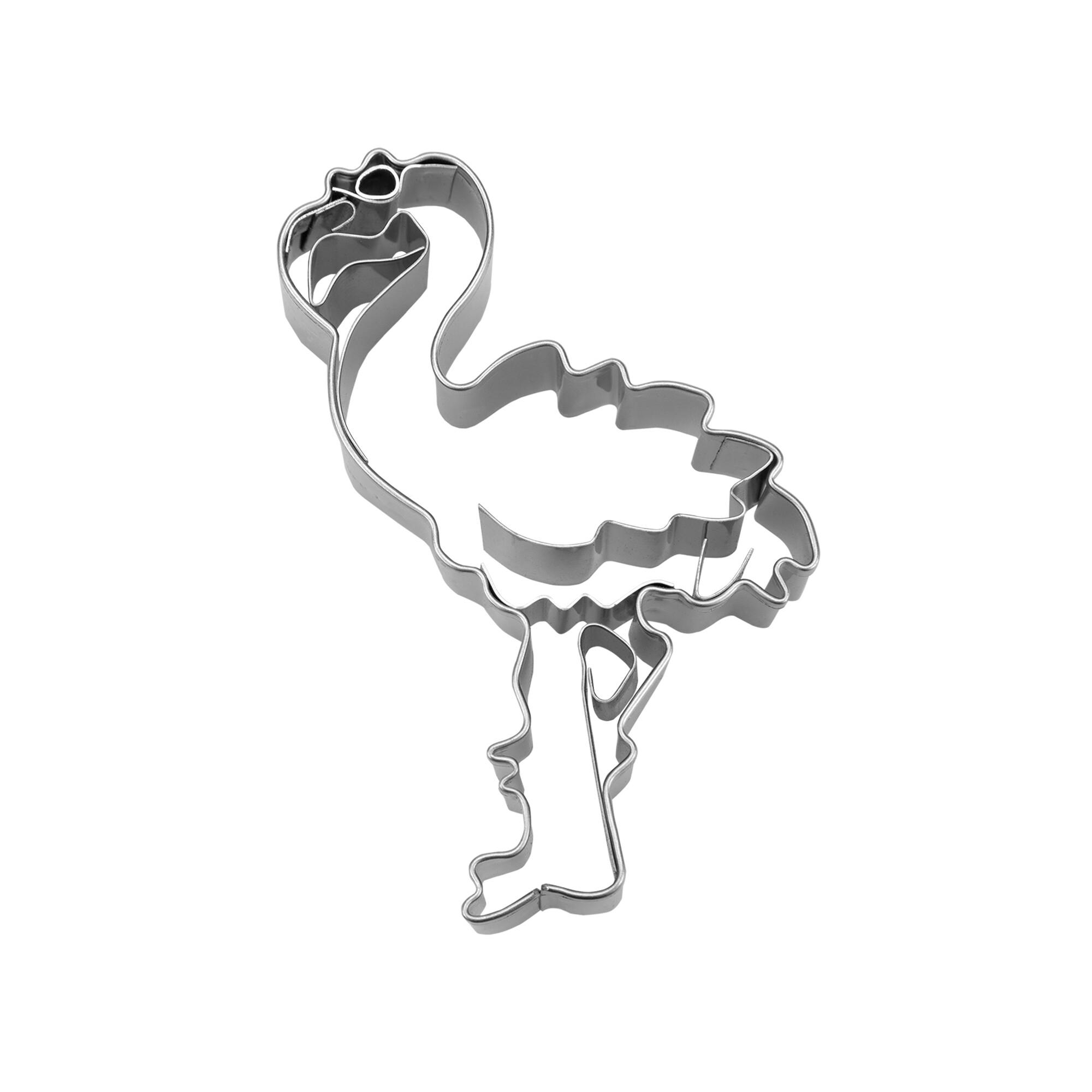 Präge-Ausstecher - Flamingo