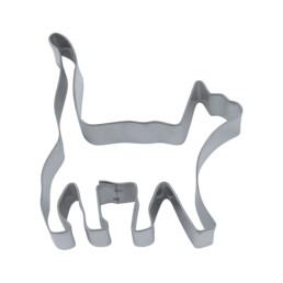 Ausstecher - Katze - stehend