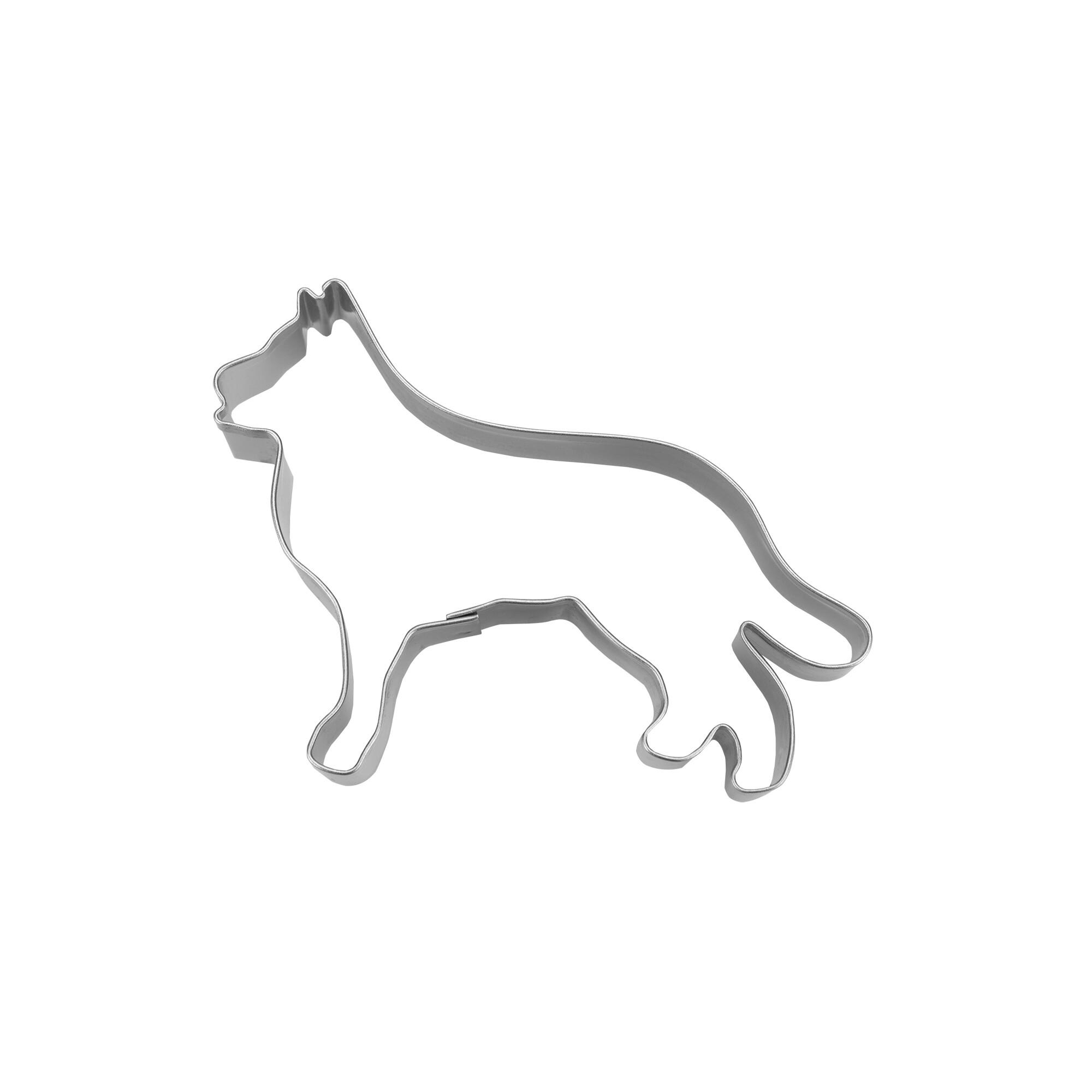 Ausstecher - Schäferhund