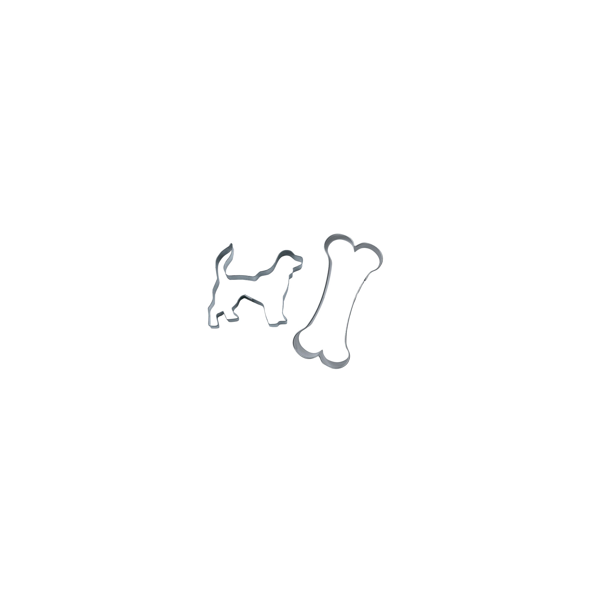 Ausstecher - Hundeparadies - Set, 2-teilig