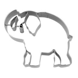 Präge-Ausstecher - Elefant