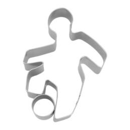 Präge-Ausstecher - Fußballspieler