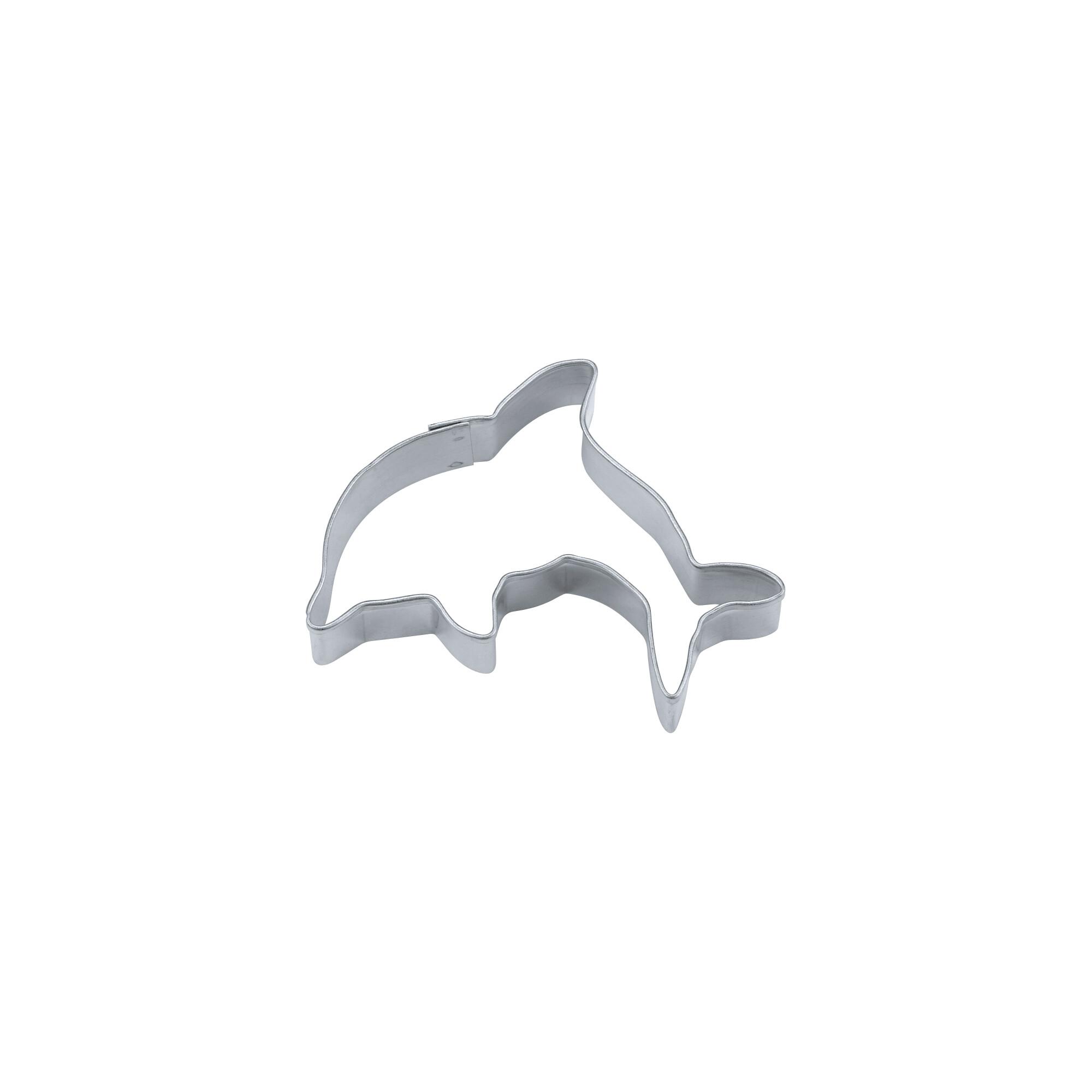 Ausstecher - Delfin