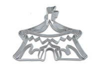 Cookie cutter with stamp - Big top