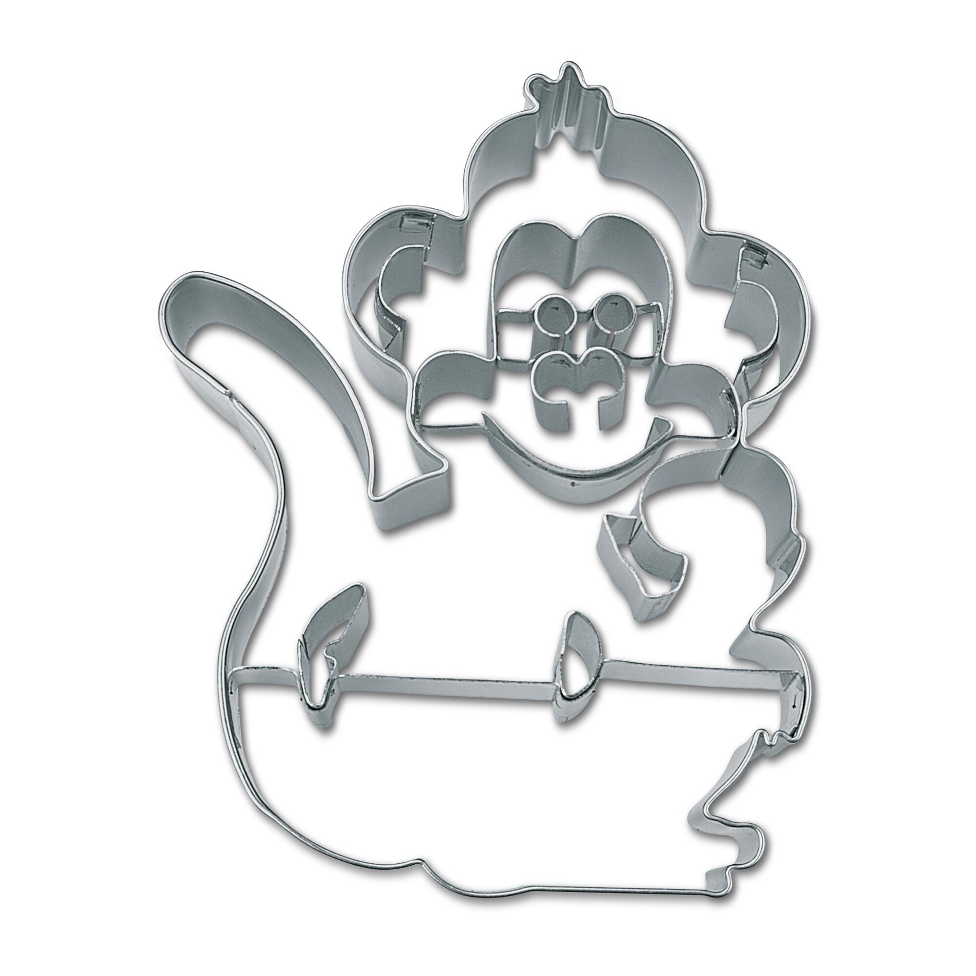 Präge-Ausstecher - Affe