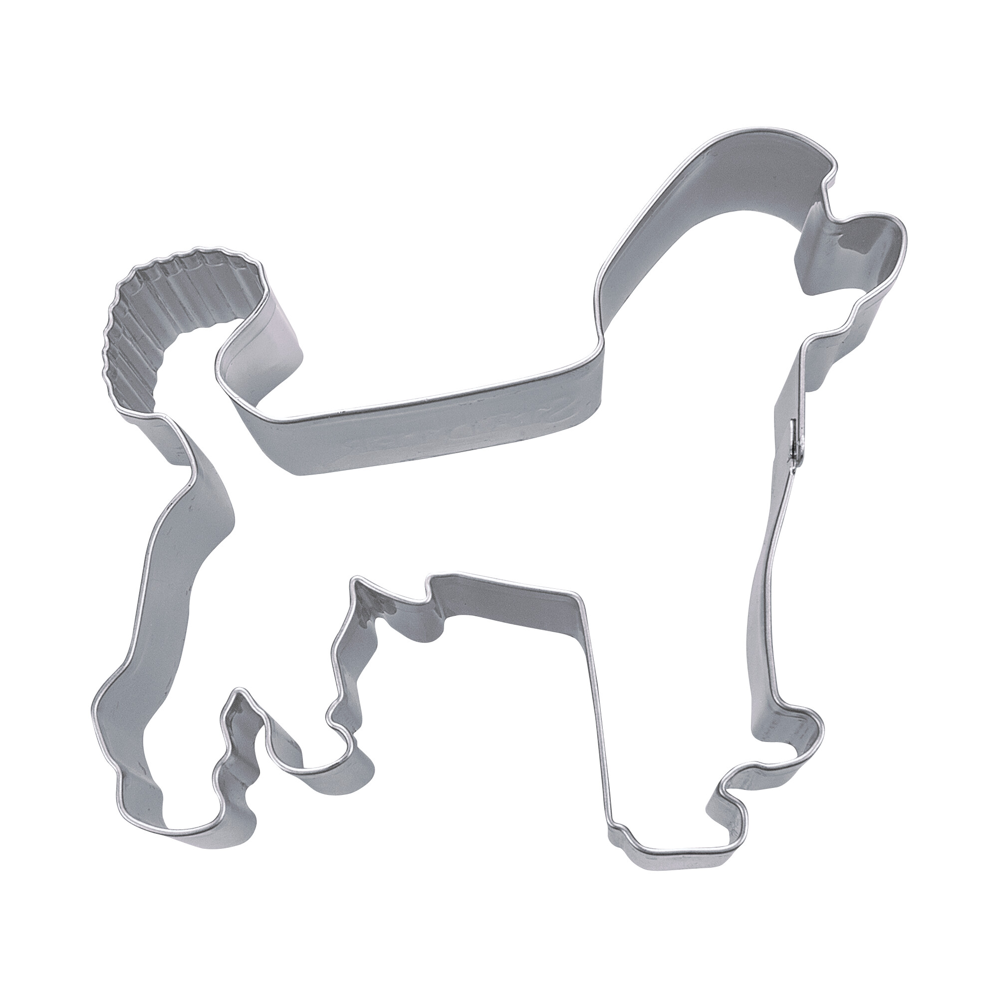 Cookie Cutter - Poodle