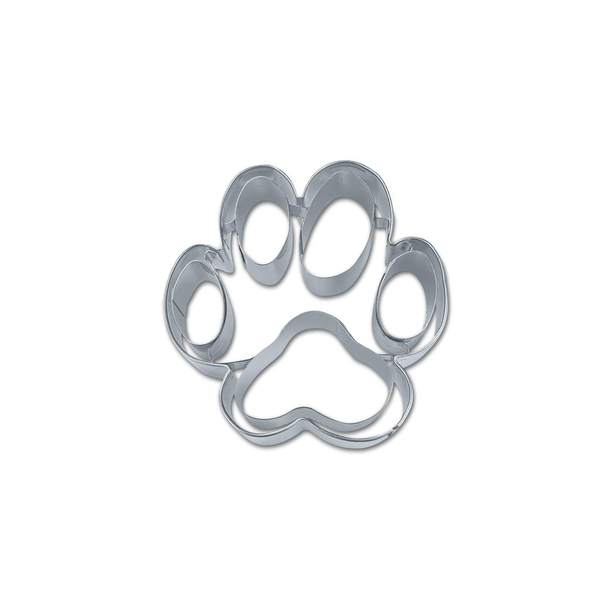 Präge-Ausstecher - Hundepfote