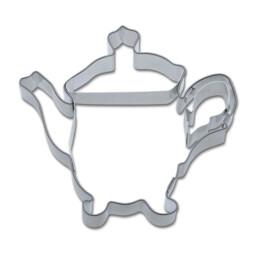 Präge-Ausstecher - Teekanne / Kaffeekanne