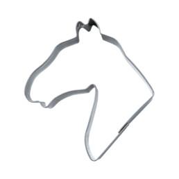Ausstecher - Pferdekopf