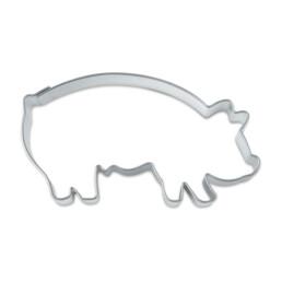 Ausstecher - Glücksschwein