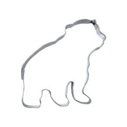 Ausstecher - Eisbär