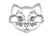 Präge-Ausstecher - Katzengesicht