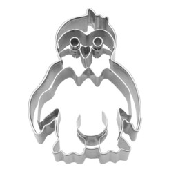 Präge-Ausstecher - Pinguin