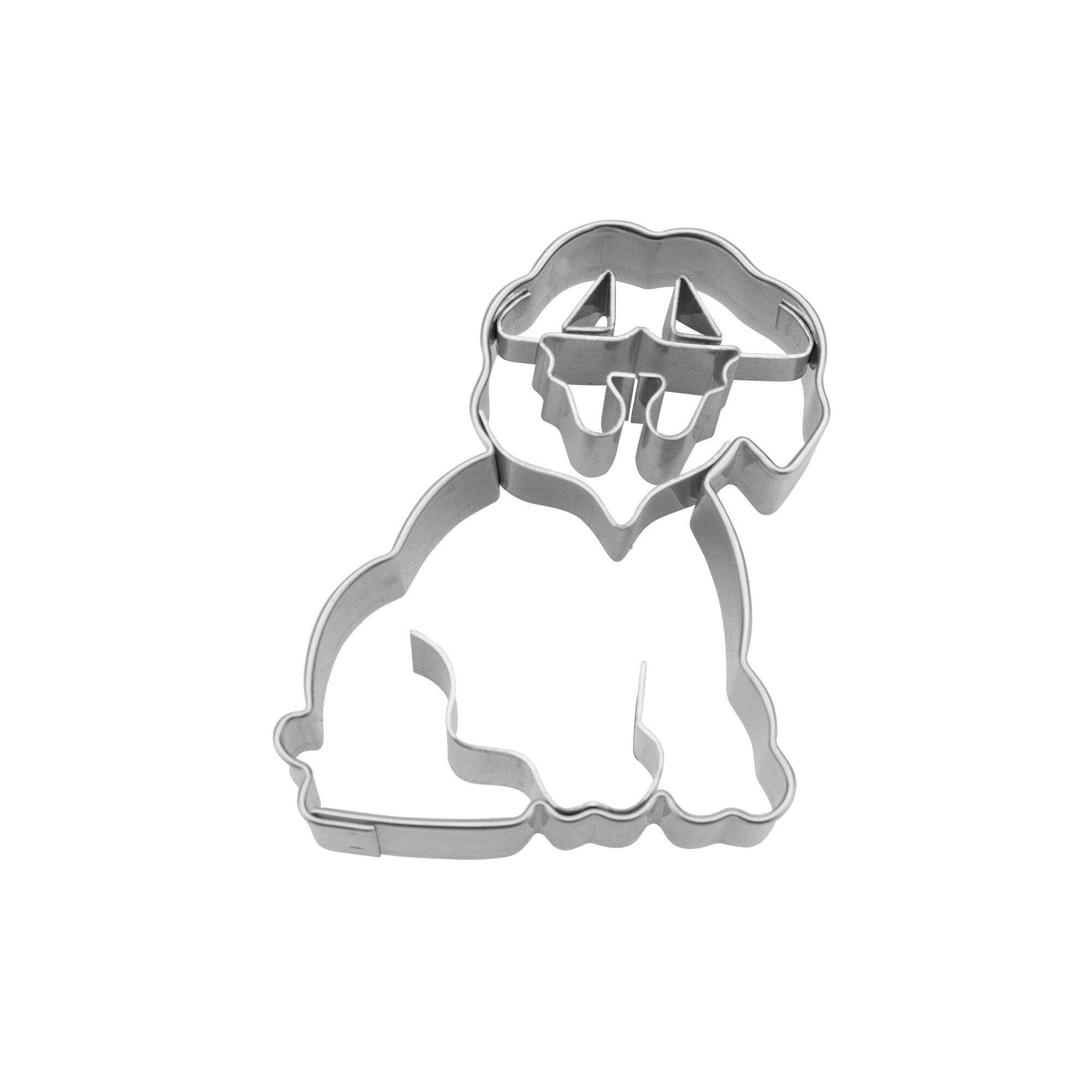 Cookie cutter with stamp - Dog