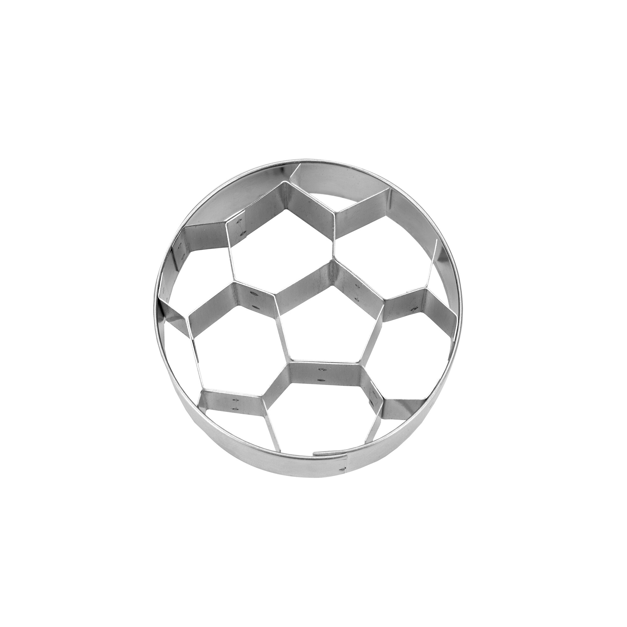 Präge-Ausstecher - Fußball