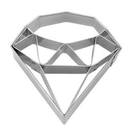 Präge-Ausstecher - Diamant