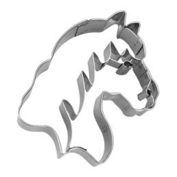 Präge-Ausstecher - Pferdekopf