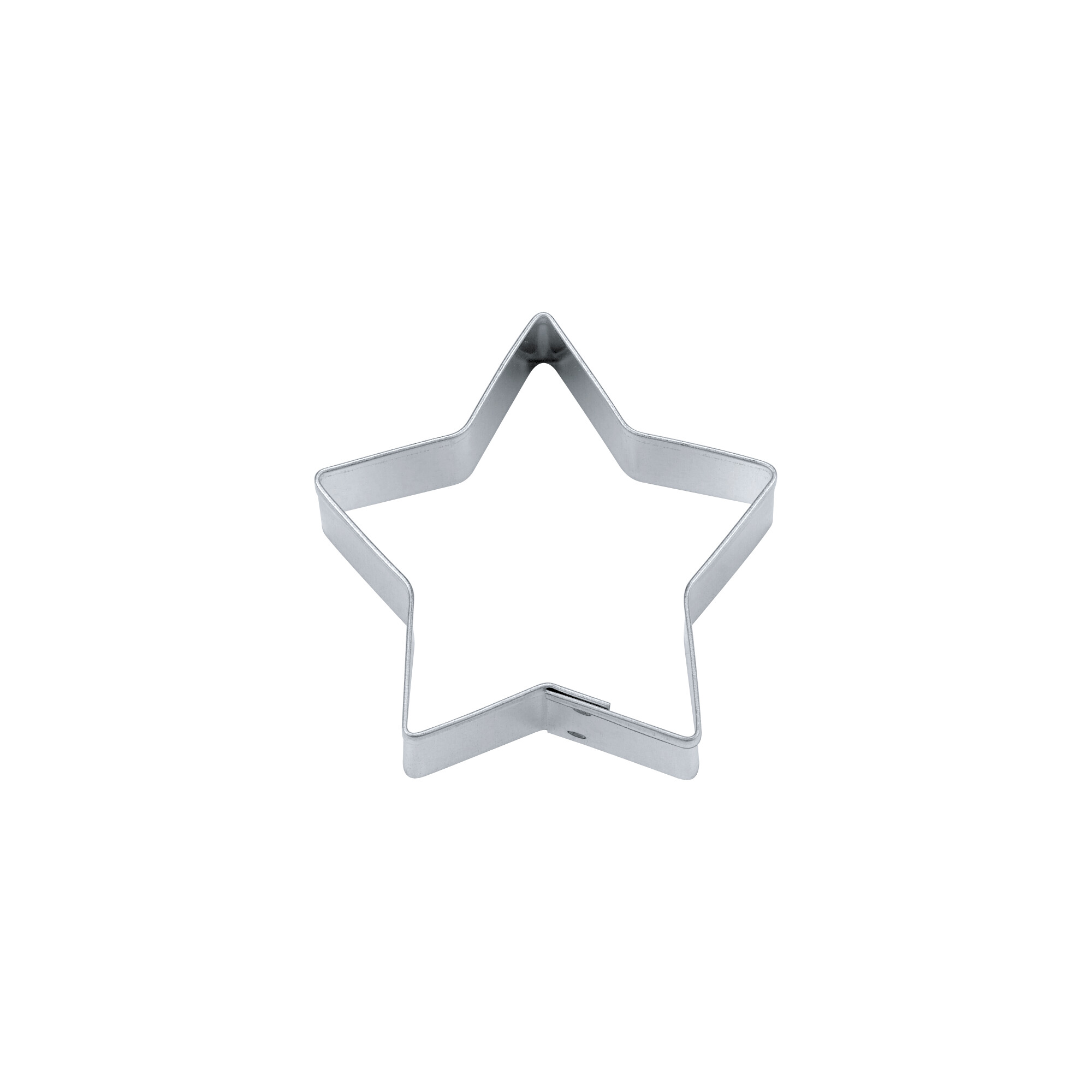 Ausstecher - Stern - 5-zackig