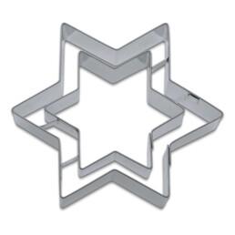 Präge-Ausstecher - Stern