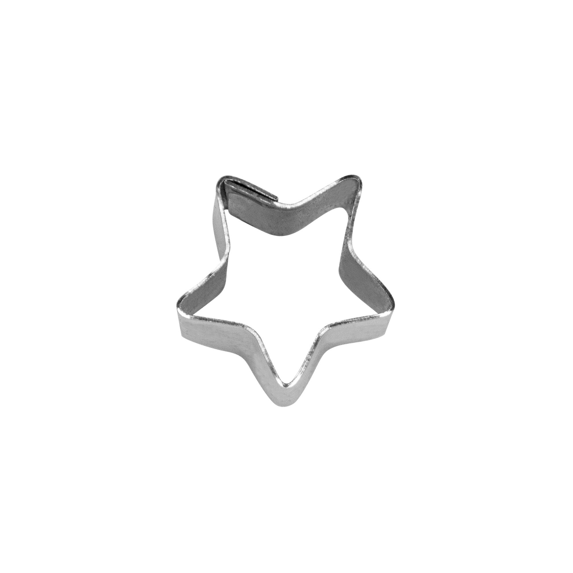 Ausstecher - Stern - Mini