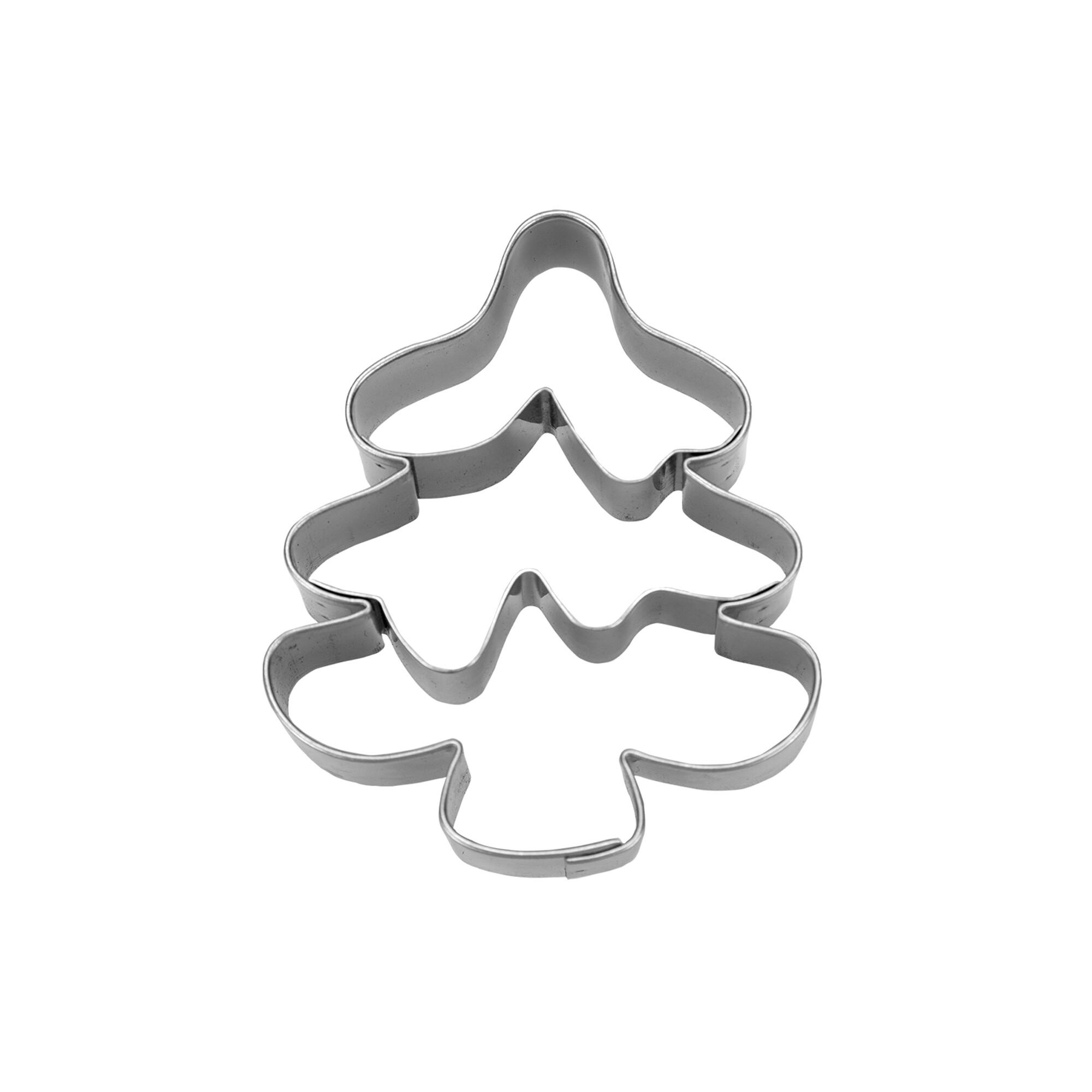 Präge-Ausstecher - Tannenbaum