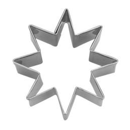 Ausstecher - Stern - 8-zackig