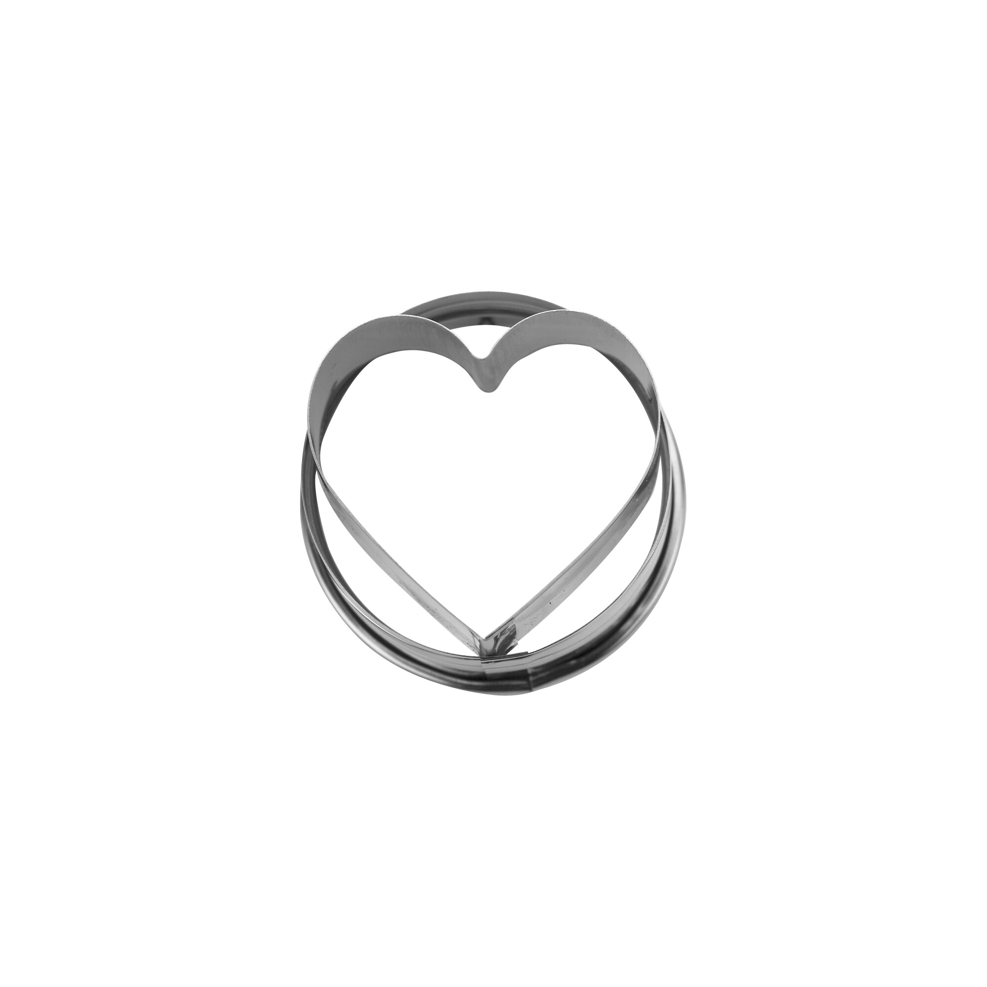 Linzer cookie cutter - Heart - Outer ring