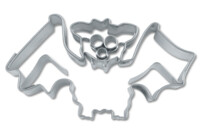 Cookie cutter with stamp - Bat