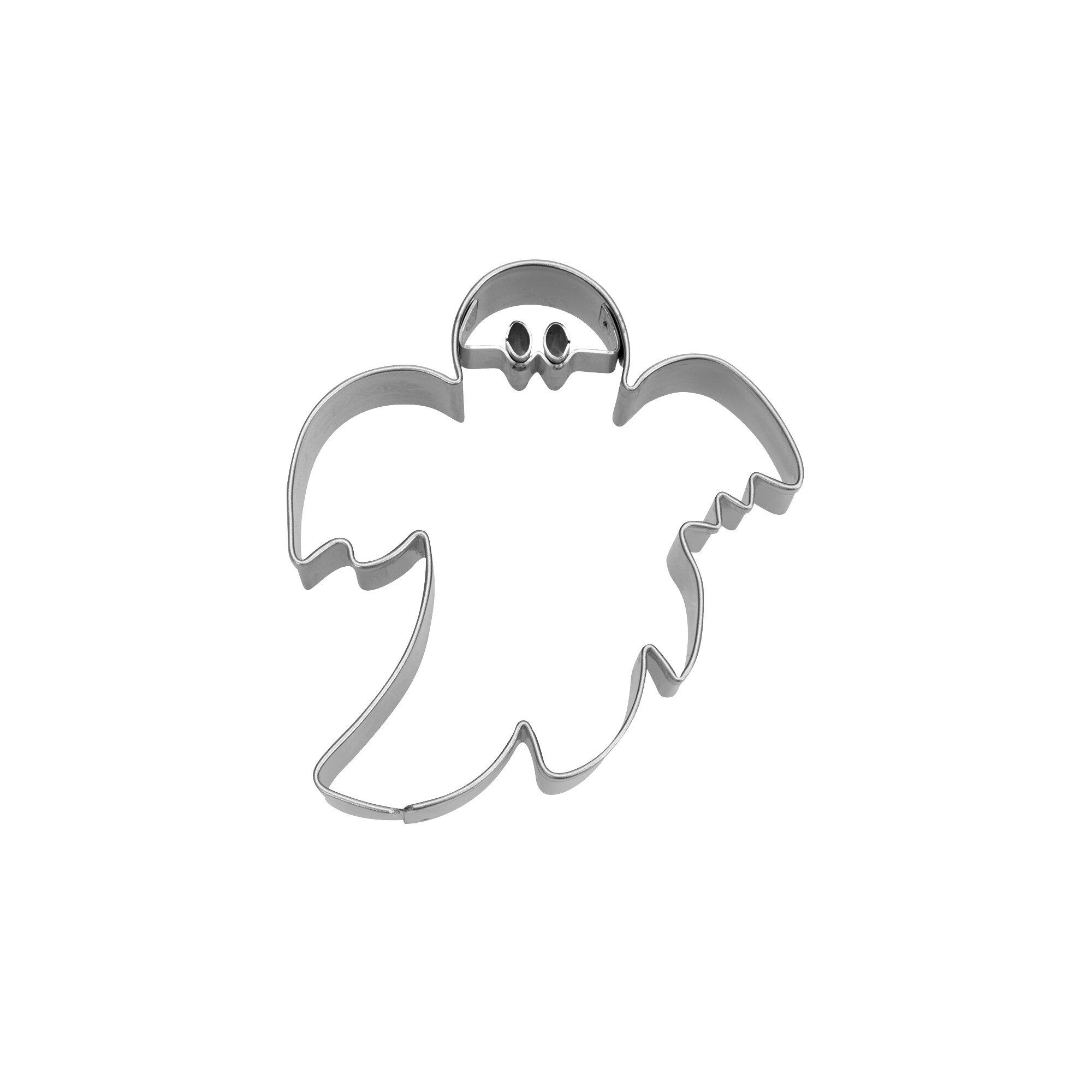 Cookie cutter with stamp - Ghost