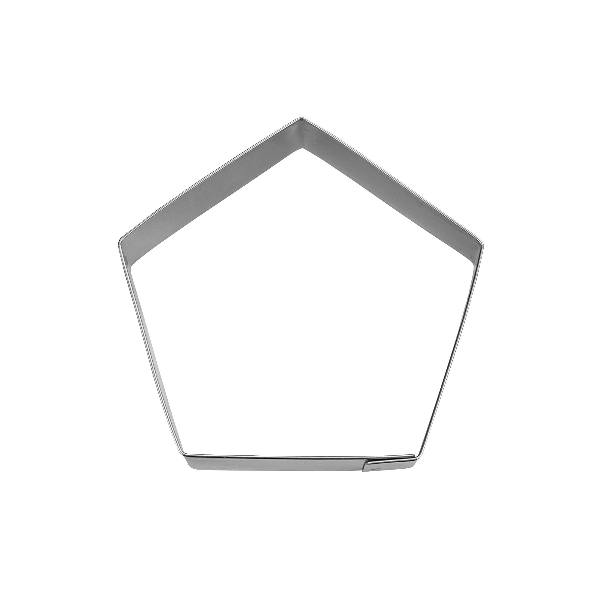 Ausstecher - Fünfeck