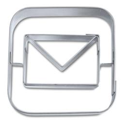 Präge-Ausstecher - App-Cutter Mail