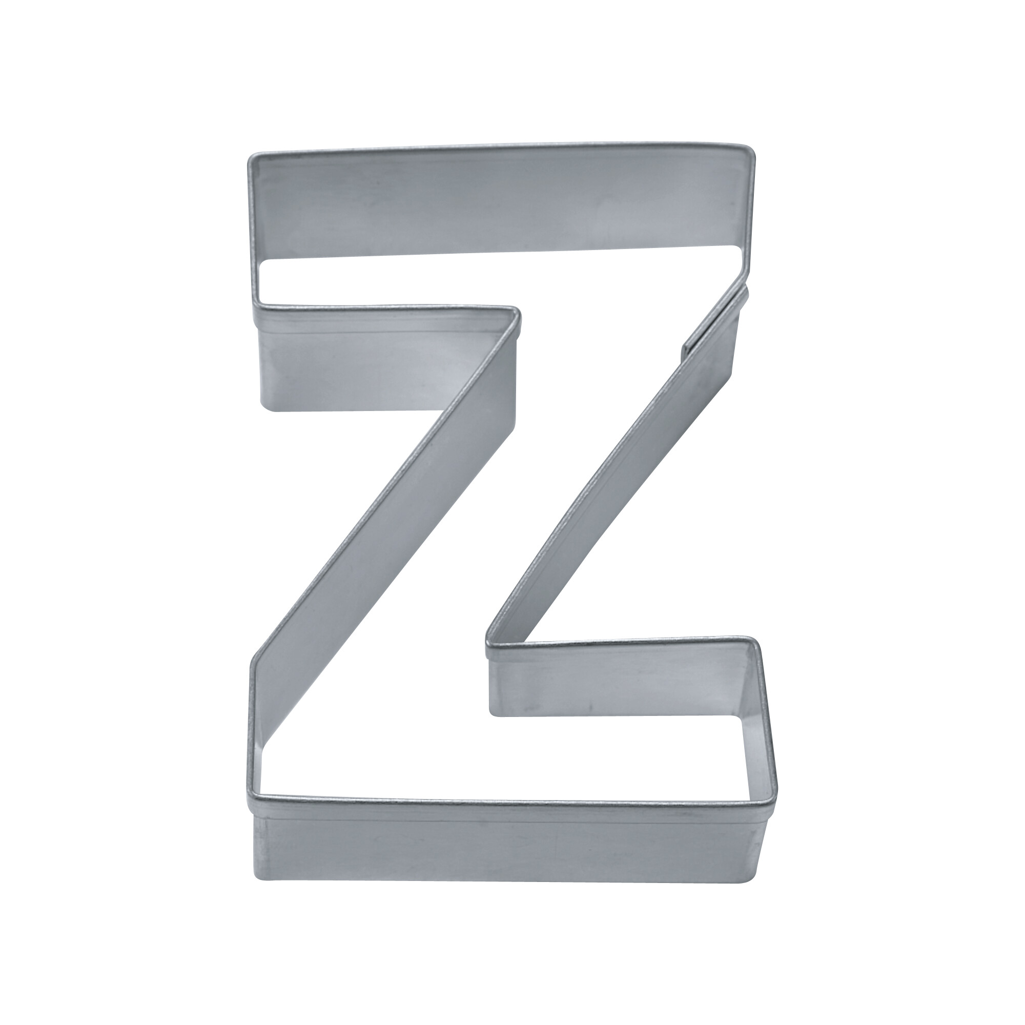 Cookie Cutter - Letter Z
