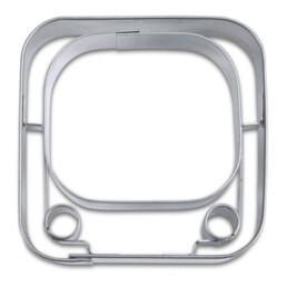 Präge-Ausstecher - App-Cutter Y-Tube