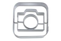 Präge-Ausstecher - App-Cutter Camera