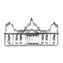 Präge-Ausstecher - Berliner Reichstag
