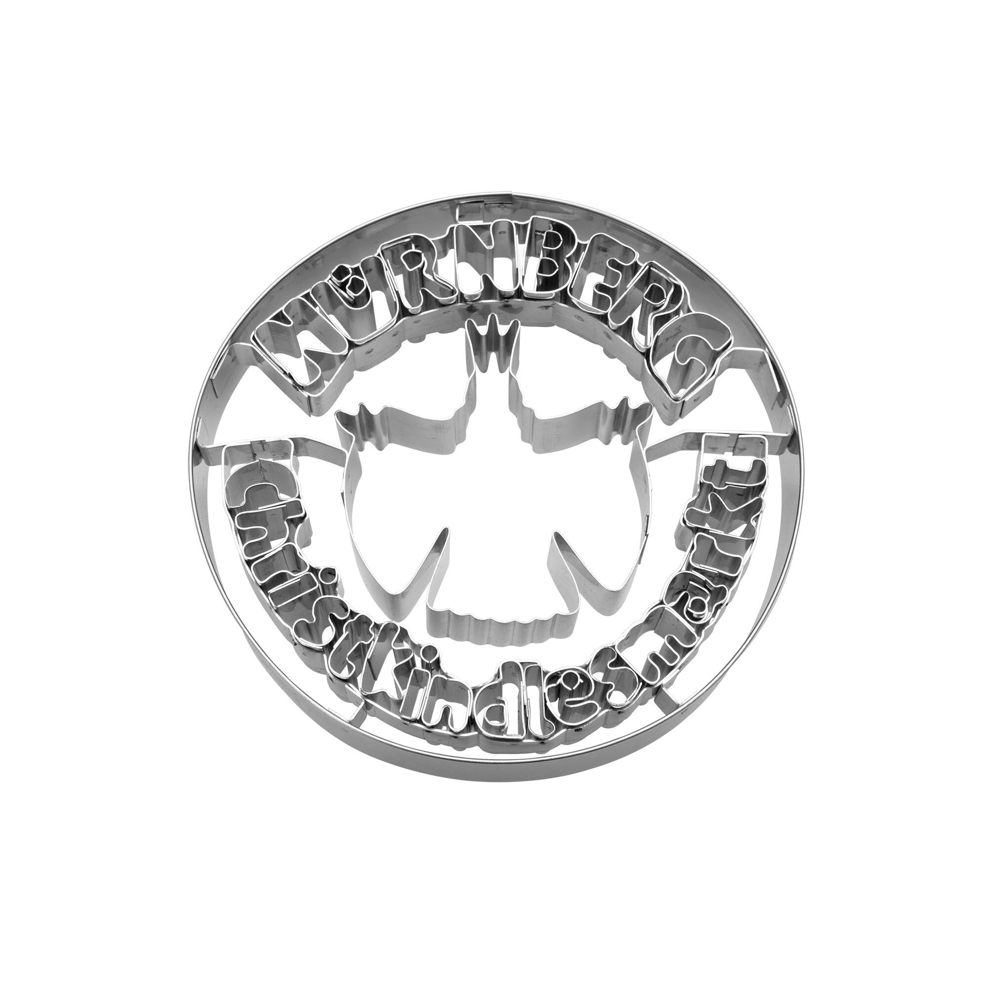 Präge-Ausstecher - Nürnberg Christkindlesmarkt®