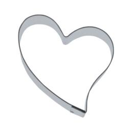 Geschwungenes Herz