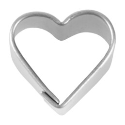 Ausstecher - Herz - mini