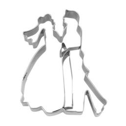 Präge-Ausstecher - Brautpaar