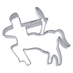 Cookie cutter with stamp - Sign of the zodiac marksman