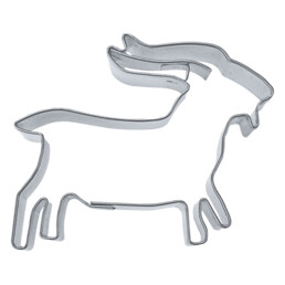 Cookie cutter with stamp - Sign of the zodiac ibex