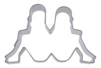 Ausstecher - Sternzeichen Zwillinge